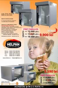 Promotie cuptoare Helpan Forni